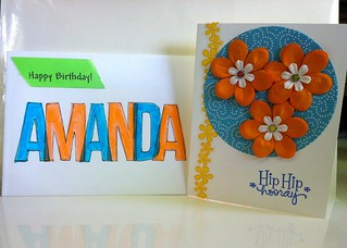 Happy Happy Birthday Amanda! | by Tricia@cheeky attitude