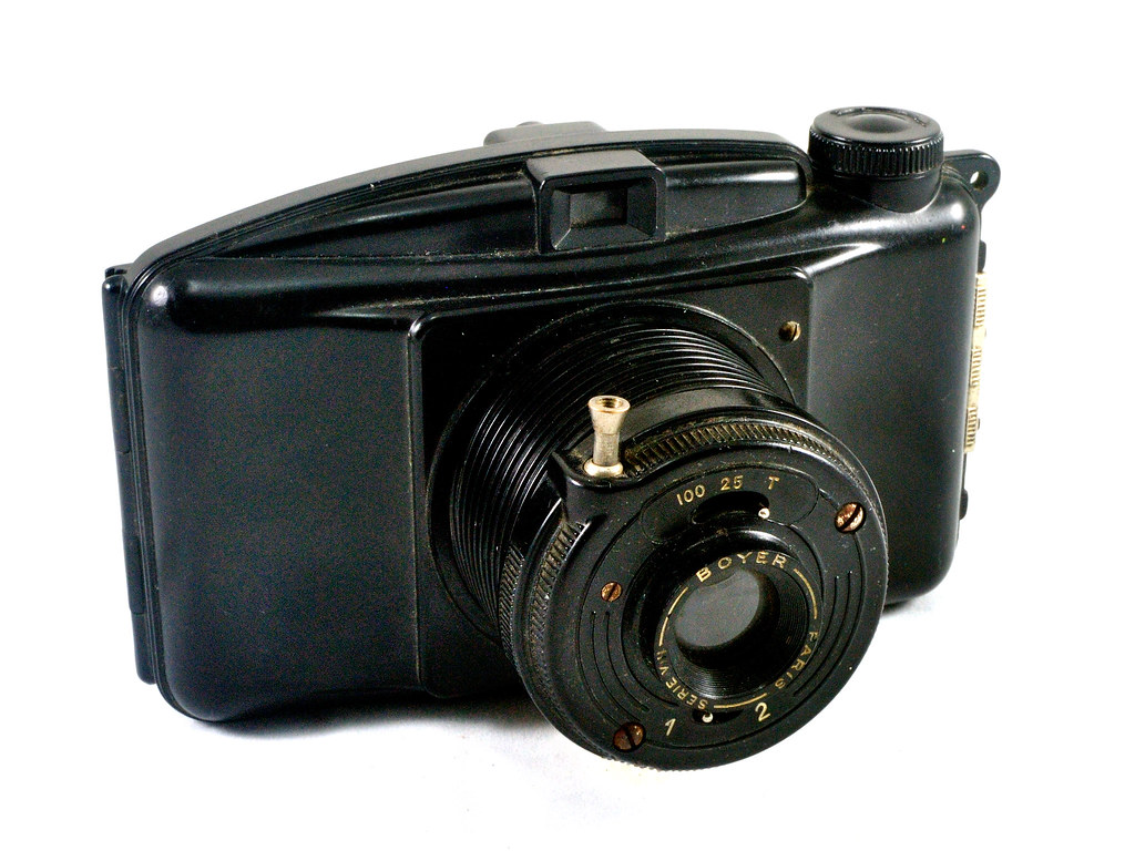 camera rotative extérieur