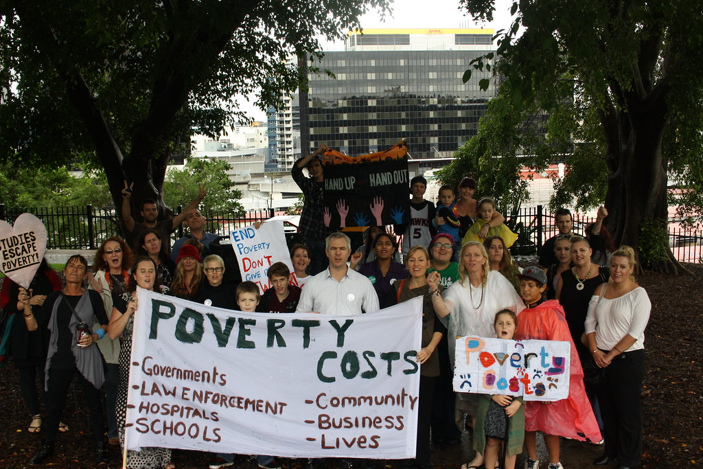 Brisbane Single Parents Rally