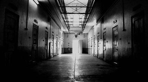 Adelaide Gaol  #dailyshoot #monochrome | by Leshaines123