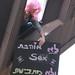 Slut walk Tel-Aviv, April 5, 2013