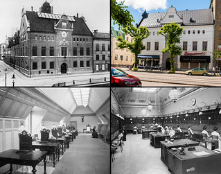 Gothenburg, Inom Vallgraven 1901 / 2013
