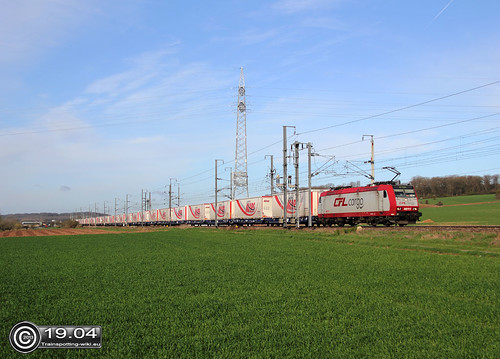 CFL Cargo 4011, Mars Biwer 19.04.2013 | by Trainspotting-Wiki