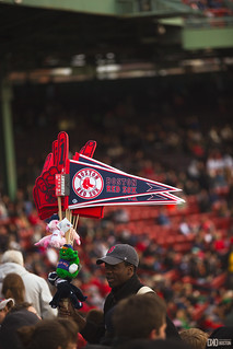 Red Sox at Fenway Park | by DKOphotography
