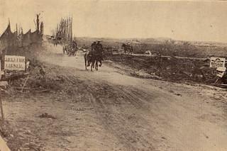 Hell-fire Corner on the Menin Road