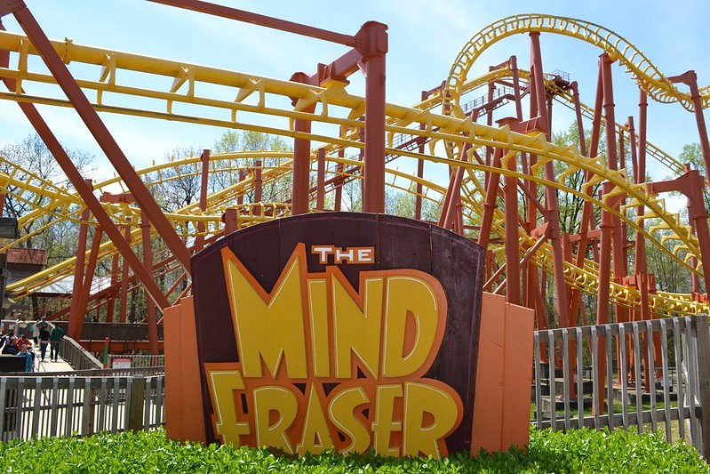 Six Flags Mind Eraser