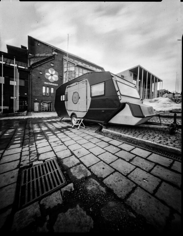 The Giant Mobile Camera in Tromsø