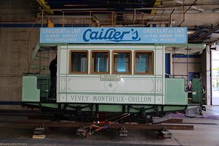Tram VMC 1888