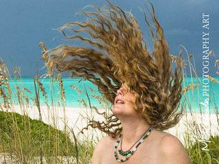 Goddess Kring Model Hair Flip | by shannonkringen