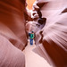 Lower Antelope Canyon, AZ 羚羊谷 by gloryanlin