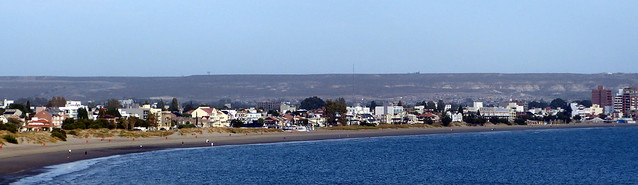 Puerto Madryn by day...