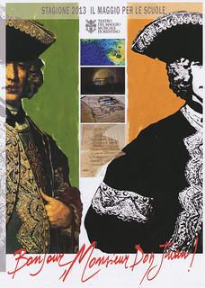 2013 - Firenze - Maggio Musicale Fiorentino - Bonjour, monsieur Don Juan