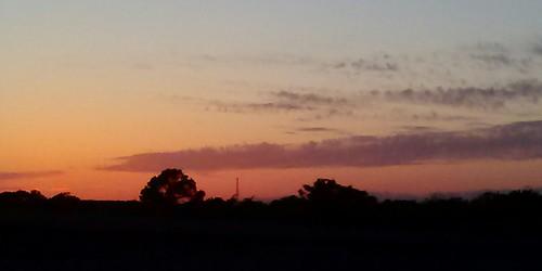 sunset sunlight louisiana sundown shreveport rockymountainnationalpark
