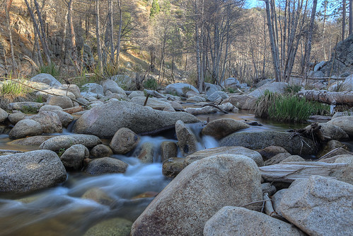 california nature landscape woods stream filter nd deepcreek bolders sanbernardinomountains paulknight quixoteimagescom