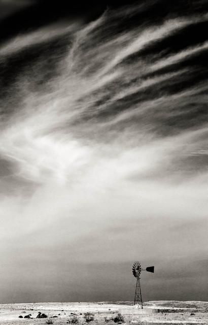 Windmill & Sky