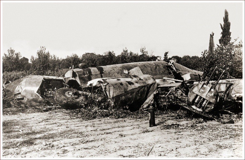 Piaggio P 108 crash | On 7 August 1941, Bruno Mussolini, the