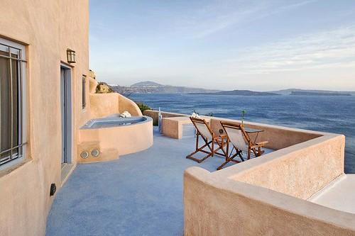 Oia Airbnb 3 | by fridaynightredeye