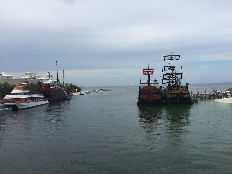 Barcos Piratas