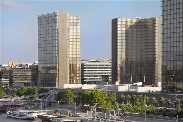 La Bibliothèque Nationale de France