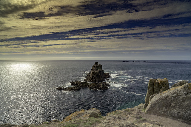 The Armed Knight at Lands End