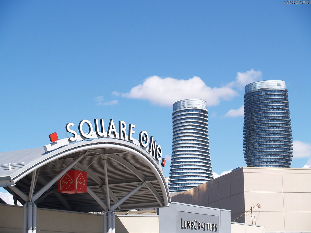 Square One is one of the best places in Mississauga
