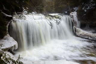 91/365: Cannings Falls | by Gregory Pleau