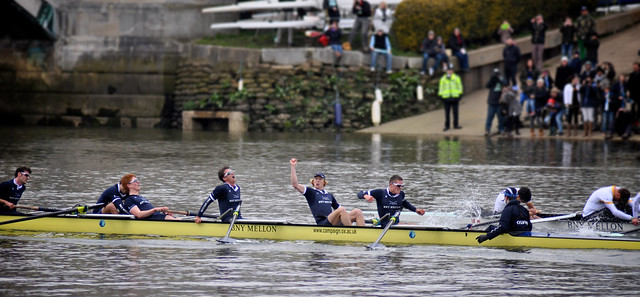 Isis Crew: Oxford Victory