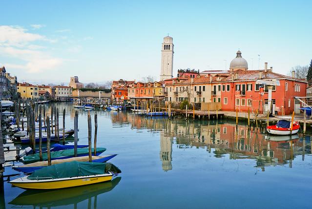 San Pietro di Castello island, Venice