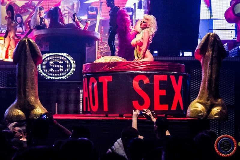 SuperMartXé Porno Star Friday 26th June Privilege Ibiza