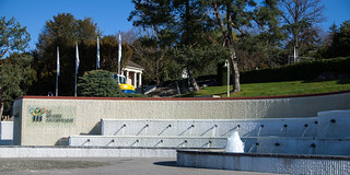 2013-04-15 Switzerland day 4, Parc Olympique Quai d'Ouchy, Lausanne, Switzerland   by Qsimple, Memories For The Future Photography