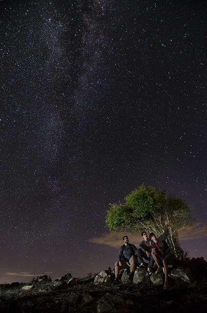Noite De Meteoros / Night Of Meteors