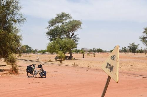 africa bicycle day165 railway senegal freewheelycom cyclotourisme cycling velo cycletouring jbcyclingafrica