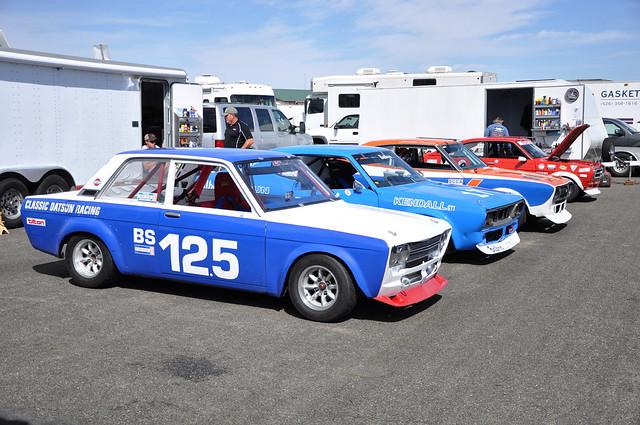 Datsun pits