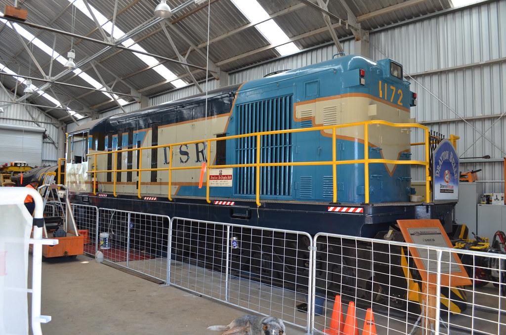 1170 Class No. 1172 by Robert Astley