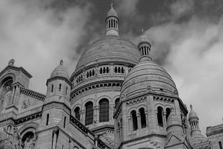 Sacré-Cœur Basilica   by evelina ander