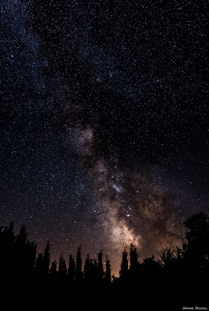 Voie Lactée - Milky Way - 01