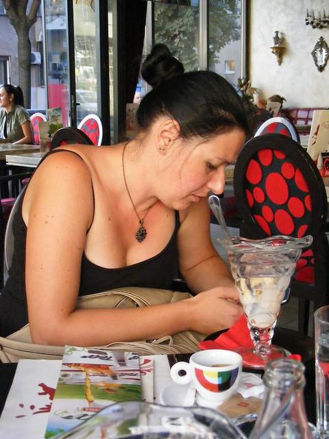 Coffee Break in Belgrade - Serbia