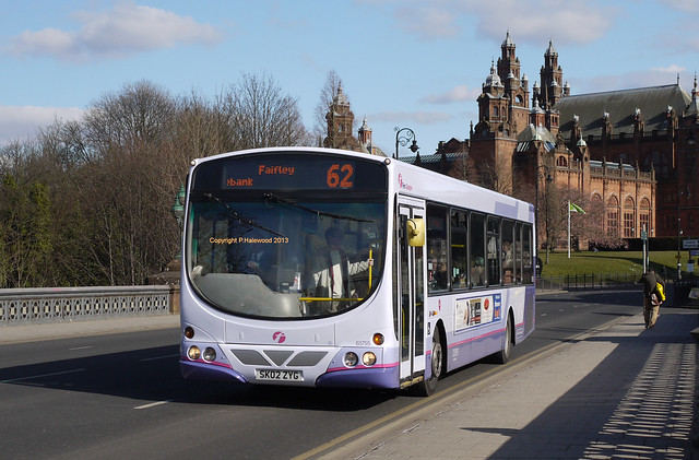 First Glasgow 65755 (SK02ZYG)