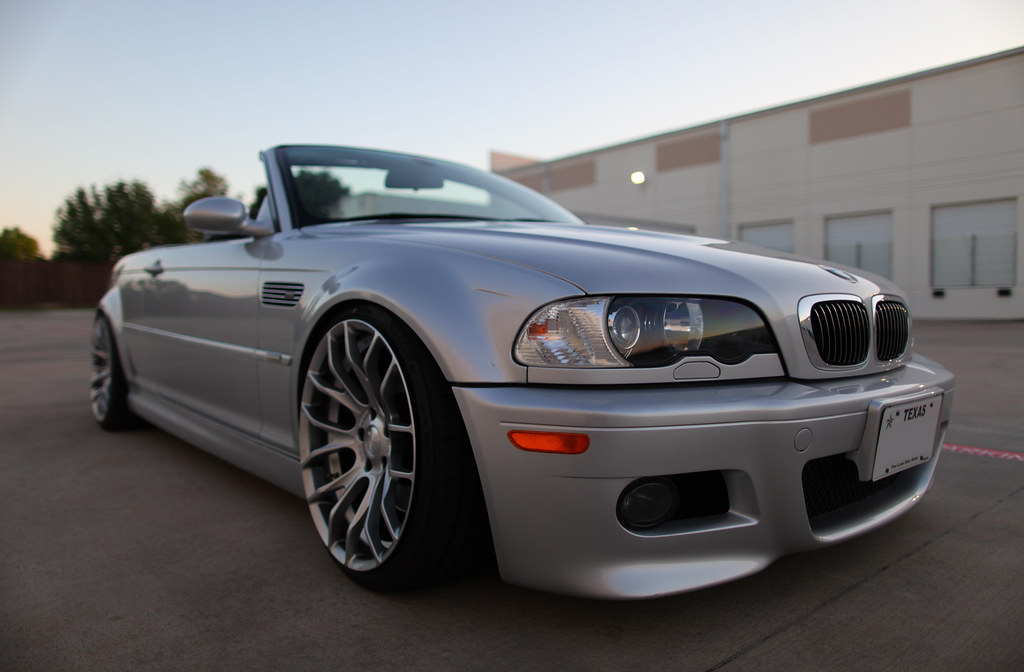 E46 M3 on BC Coilovers | Flickr - Photo Sharing!