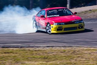 Red Hot Drift Car