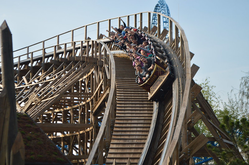 Wodan, Europa Park, Germany