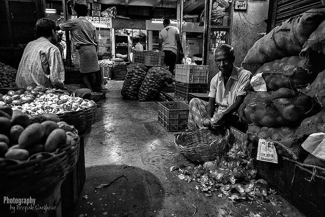 KR Market, Bangalore