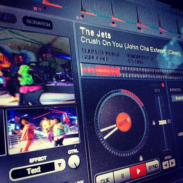 THROWBACK!!! Crush On You by #TheJets #80s #hits #nightclu