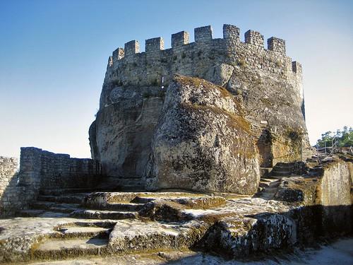 portugal castelo castle penela