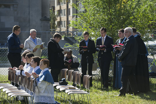 Save The Shrine - One Year Anniversary Mass and Rally #006