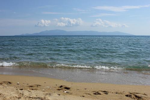 landscape beach outdoor sea coast water seaside sky nature macedoniagreece makedonia timeless macedonian μακεδονια