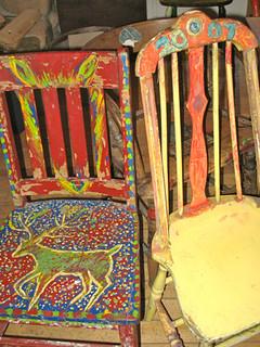 Art chairs