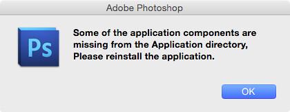 Photoshop CS5 re-install message   Takeshi Nishio   Flickr