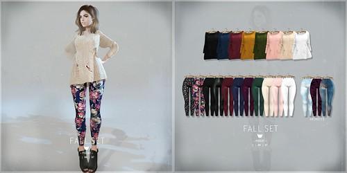 Fall.Set - Collabor88