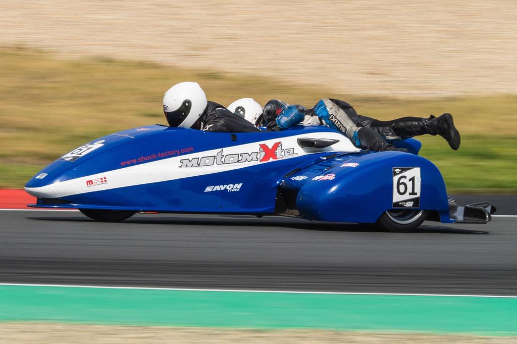 #61 - LCR Suzuki 1000 - Team Motomiste - Brunazzi-Rigondeau - F1